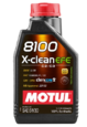 Масло моторное Motul 8100 X-Clean EFE 5w30 1л синтетическое