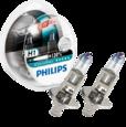 Комплект автоламп PHILIPS X-tremeVision H1 55W +130%