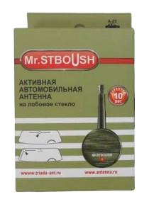 "Антенна активная ""Mr.StBOUSH"" Autofun"