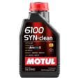 Масло моторное Motul 6100 Syn-Clean 5w40 1л полусинтетическое