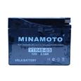 Аккумулятор мото MINAMOTO YTR4B-BS