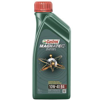 Масло моторное Castrol Magnatec Diesel B3/B4 10W40 1л полусинтетическое