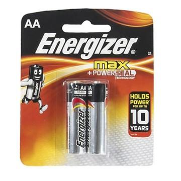 Эл-т питания Energizer MAX LR6 BP2 (2 шт.)