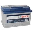 Аккумулятор BOSCH 72е 572 409 068 S4 Silver (S40 070)