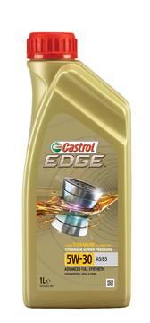Масло моторное Castrol EDGE 5W30 A5/B5 1л синтетическое