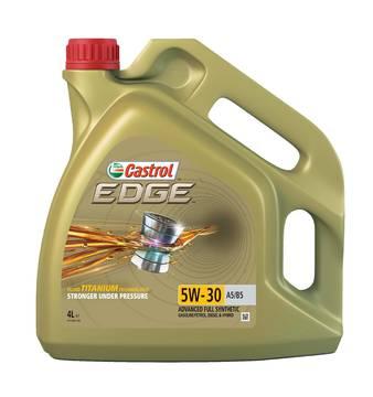 Масло моторное Castrol EDGE A5/B5 5W30 4л синтетическое