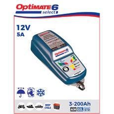 Пусковое зарядное устройство Optimate 6 TM190