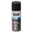 Эмаль 1K автомобильная ремонтная матовая KUDO 520мл