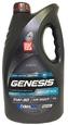 Масло моторное Лукойл Genesis Armortech Diesel (Claritech) 5w30 SN GM Dexos2 4л синтетическое