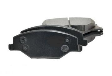 Колодки тормозные дисковые передние (BS1251)