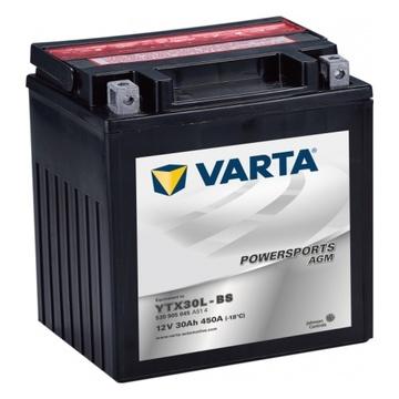 Аккумулятор VARTA 30Ah Varta 12V 530 905 045 A514 AGM