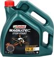 Масло моторное Castrol Magnatec Stop-Start 5w30 C3 4л синтетическое