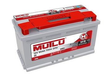 Аккумулятор MUTLU 90 L5.90.072.B  MUTLU -12V 90 Ah 720 (EN)
