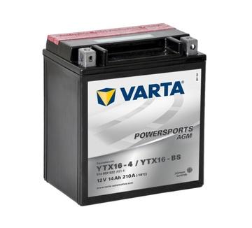 Аккумулятор VARTA 14Ah Varta 12V 514 902 022 A514 AGM