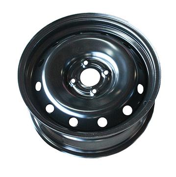 Диск колеса R15 для ВАЗ LADA X-Ray, RENAULT (6J/15 4/100 d60,1 et40) черный (АвтоВАЗ)