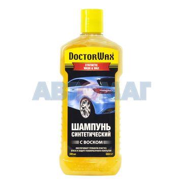 Шампунь синтетический с воском Doctor Wax 300мл концентрат