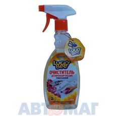 Очиститель дезинфицирующий универсальный Lucky Bee 475мл