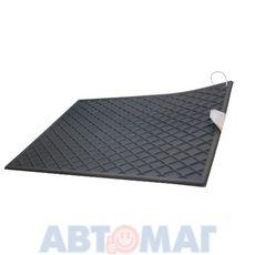 Коврик резиновый униврсальный, 43 х 30 см, серый WALSER