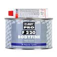 Шпатлевка BODY PRO F220 FINE полиэфирная мелкозернистая доводочная 1.0 кг.