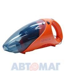 Мини-пылесос автомобильный ZiPower 80 Вт