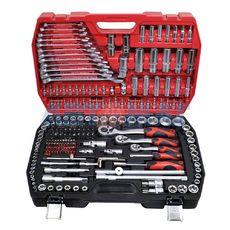 Набор инструмента ZiPower 216 предметов PM4112