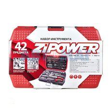 Набор инструмента ZiPower 42 предмета PM4114