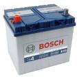 Аккумулятор BOSCH 60 560 411 054 S4 Silver (S40 250)