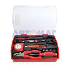 Набор инструмента ZiPower 27 предметов PM5147