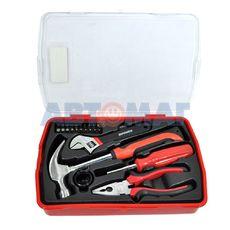 Набор инструмента ZiPower 25 предметов PM5150