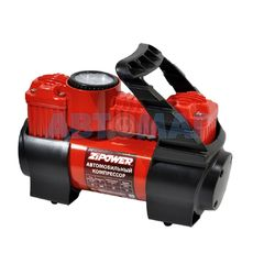 Компрессор автомобильный ZiPower PM6505 55л/мин