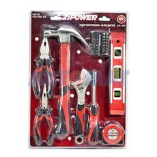 Набор инструмента ZiPower 40 предметов PM5124