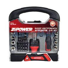Набор инструмента ZiPower 48 предметов PM5130