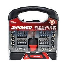 Набор инструмента ZiPower 44 предмета PM5131