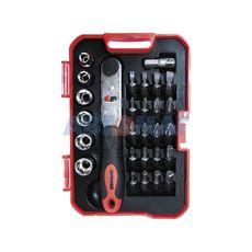 Набор бит и головок ZiPower 28 предметов PM5137