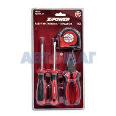 Набор инструмента ZiPower 4 предмета PM5139