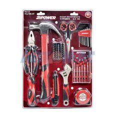 Набор инструмента ZiPower 54 предмета PM5123