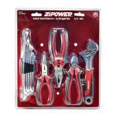 Набор инструмента ZiPower 10 предметов PM5142