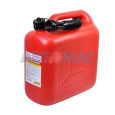 Канистра для топлива ZiPower 10л красная