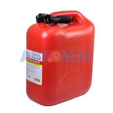Канистра для топлива ZiPower 20л красная