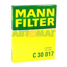 Фильтр воздушный MANN C 30 017