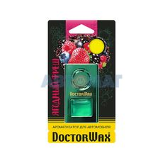 Ароматизатор воздуха на дефлектор обдува. Ягодный фреш Doctor Wax