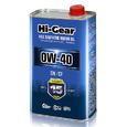 Масло моторное синтетическое Hi-Gear 0W40 SN/CF 1л