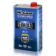 Масло моторное синтетическое Hi-Gear 5W40 SN/CF 1л