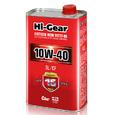 Масло моторное полусинтетическое Hi-Gear 10W40 SL/CF 1л