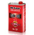 Масло моторное полусинтетическое Hi-Gear 5W30 SL/CF 1л