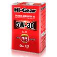 Hi-Gear 5W30 SL/CF 4л