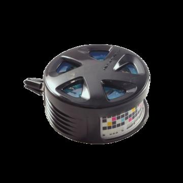 Набор - ароматизатор меловой SPIRIT REFILL + холдер на дефлектор AIR SPENCER CANTULE - MARINE SQUASH