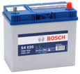Аккумулятор BOSCH 45е яп.т.к. 545 155 033 S4 Silver (S40 200)
