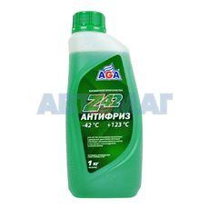 Антифриз готовый к применению AGA048Z зеленый -42 , 946 мл
