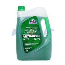 Антифриз готовый к применению AGA049Z зеленый -42, 5л